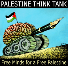 palestine think tank.